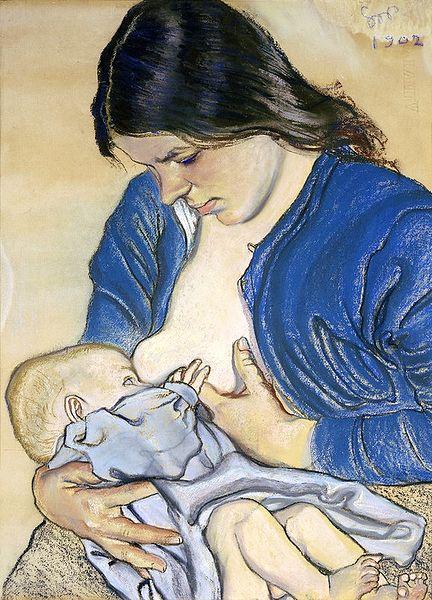 Wyspiański_Motherhood