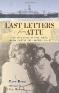 """Last Letters From Attu"" with author Mary Breu"