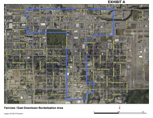 Fairview Tax Abatement Area