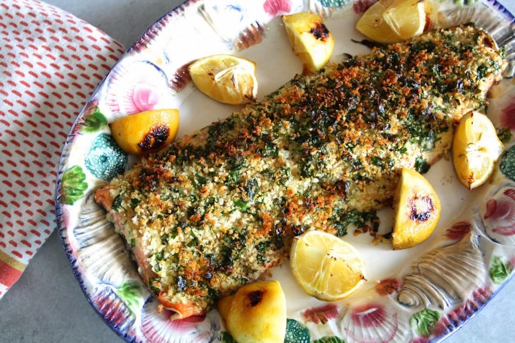 Heidi Drygas Herb Salmon 1