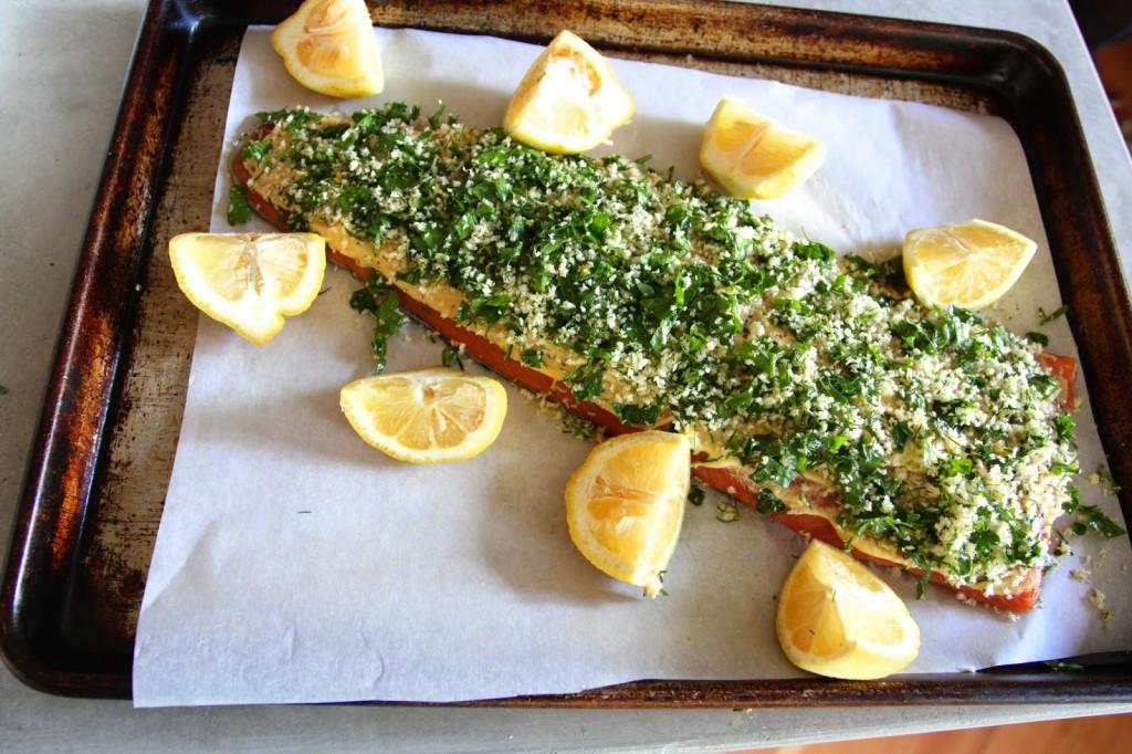 Heidi Drygas Herb Salmon 9