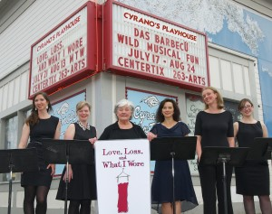 Love, Loss and What I Wore at Cyrano's