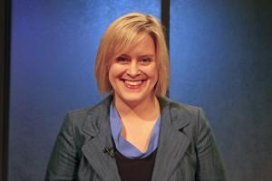 Mia Costello (R) - Senate District K. (Photo by Josh Edge, APRN - Anchorage)