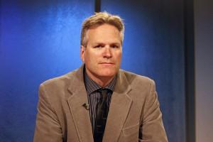 Mike Dunleavy (R) - Senate District E. (Photo by Josh Edge, APRN - Anchorage)