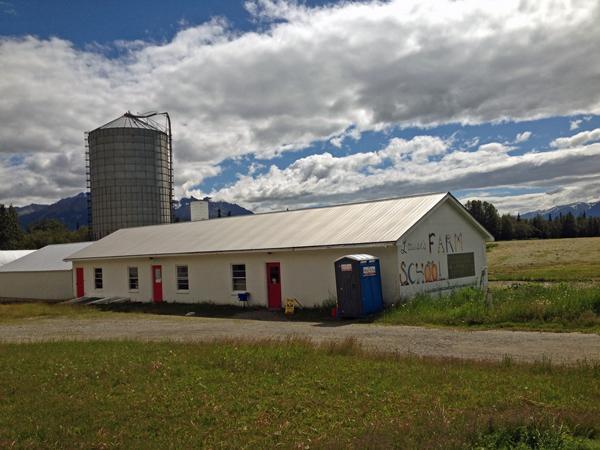 (Photo by Ellen Lockyer, KSKA - Anchorage)