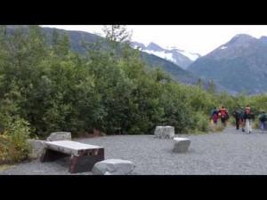 Hiking the Chugach