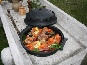 Backcountry Gourmet