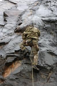 AK: US Army Rangers Train In Alaska's Rugged Interior
