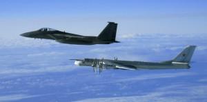 JBER F-22s Scramble To Intercept Russian Jets Near Alaska Air Space