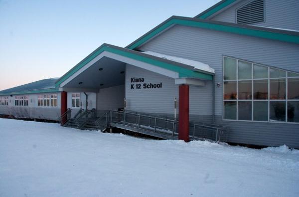 The Kiana School on November 14, 2011. Photo: Justin Rummel via Flickr Creative Commons.