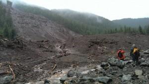 Landslide Destroys Restoration Projects Near Sitka