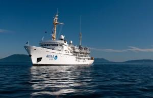 NOAA Ship Rainier. (NOAA Photo)
