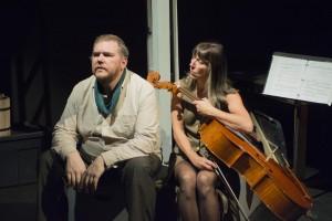 Perseverance Theatre's 'An Illiad'
