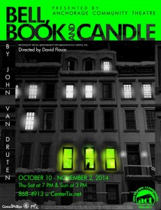 ACT presents 'Bell, Book and Candle'