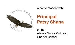 Talking with Principal Patsy Shaha