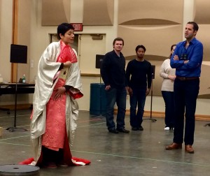 Anchorage Opera presents Madame Butterfly