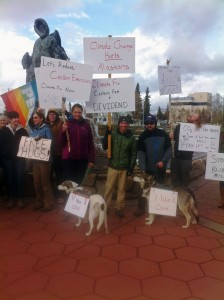 Environmental Activists Forming Fairbanks Chapter of Climate Change Organization