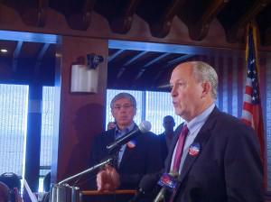Gubernatorial Candidate Bill Walker