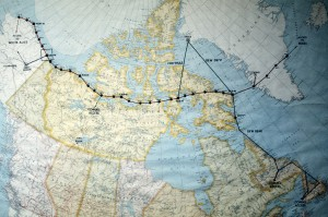 Searching The Skies: Remote Alaska During the Cold War