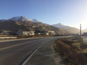 Saturday afternoon in Unalaska November 8, 2014