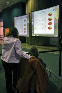 If your plans called for watching the election returns at the Egan Center in Anchorage, think again. (File photo)