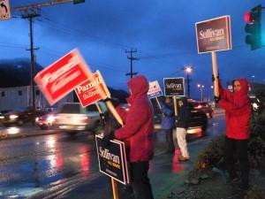Analysis: Juneau voters break for Democrats, back initiatives