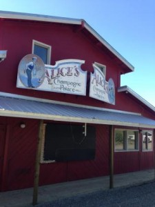 Alice's Champagne Palace (Photo by Shady Grove Oliver/KBBI)