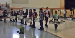 AK: Drumline