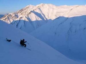 Avalanche Survivor Returns to Rainbow Ridge, Recovers Bodies of Companions