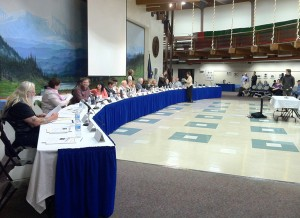 Fairbanks Municipal Leaders Hold Joint Meeting to Consider Pot-Legalization Law