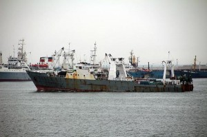 Search Goes On for Missing Crew of Sunk Pollock Boat
