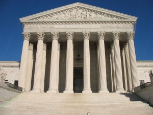 The U.S. Supreme Court Building. Photo by Kjetil Ree, via Wikimedia Commons