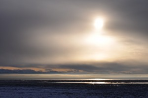 Cook Inlet by Paxson Woelber, Wikimedia creative commons license