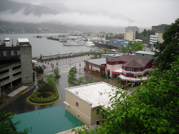 Downtown Juneau. (Creative Commons photo by Lena LeRay)