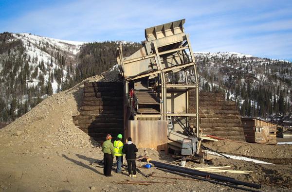 Placer mining operations bring in over $100 million a year in Alaska. (Photo: Alaska Mining Association)