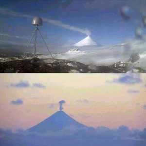 Shishaldin Volcano's Eruption Hits One-Year Mark
