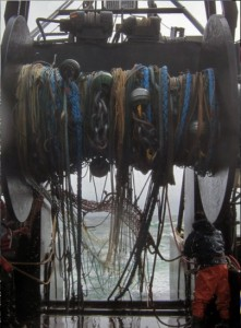 Net Reel.  (Photo courtesy NOAA Fisheries: Carwyn Hammond)