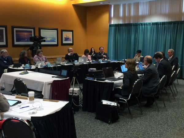The University of Alaska Board of Regents approved a 5 percent tuition hike for the 2015-16 academic year. (Photo by Josh Edge, APRN - Anchorage)