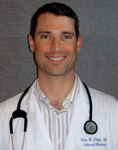 Ross Dodge, MD, pediatric sleep specialist