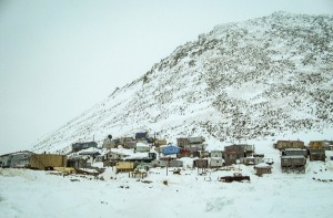 Diomede Enters More than One Month Without Flights