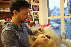 From Frozen To Cover Girl, Drag Queen Style Hinges On Hair