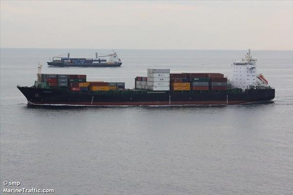 (Credit: smp/marinetraffic.com)