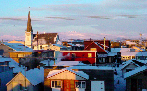 Nome in 2002. Photo: Mildred Pierce via Creative Commons.