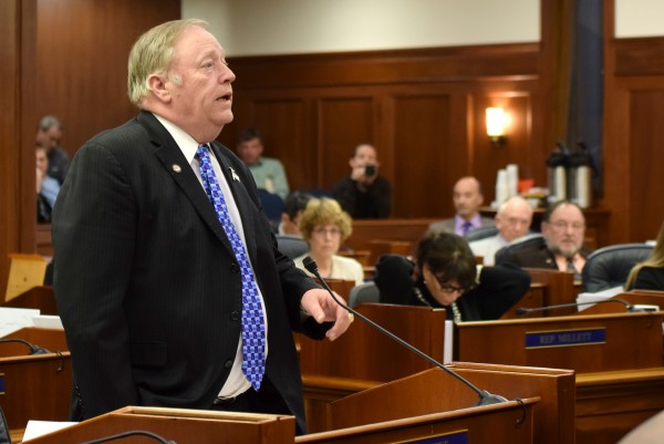 Rep. Mike Chenault. (Photo by Skip Gray/Gavel Alaska)