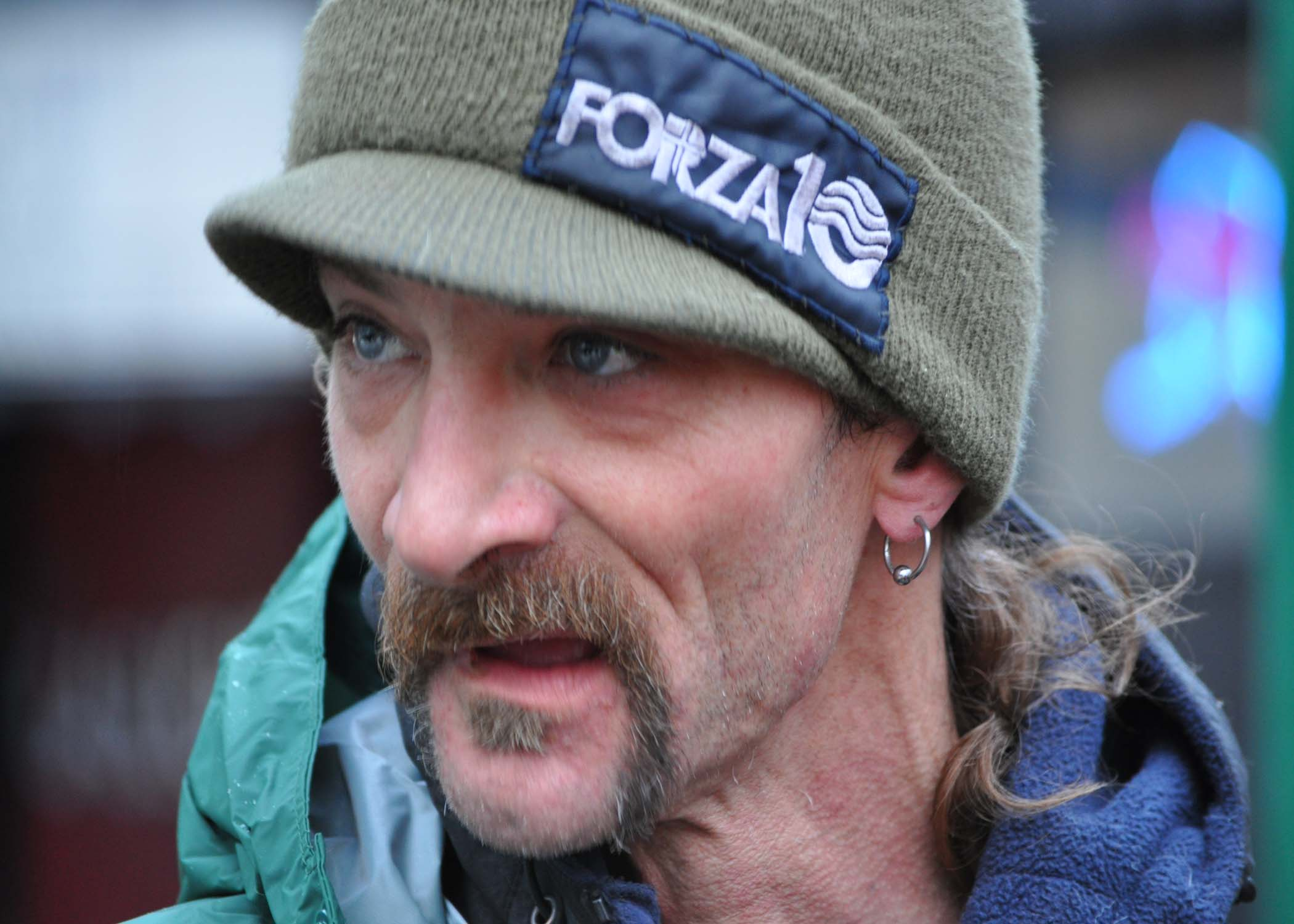 Lance Mackey says this is last Iditarod. (Photo By Patrick Yack - Alaska Public Media)