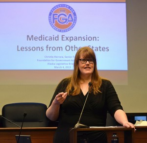 Medicaid Expansion Event Brings Out Lawmakers, Davidson