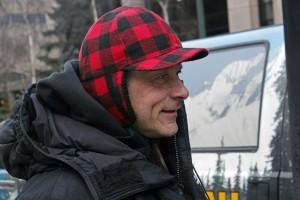 Martin Buser. (Photo by Josh Edge, APRN - Anchorage)