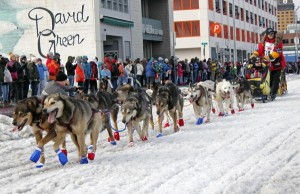 Iditarod Mushers Ponder When To Take 24-Hour Rest