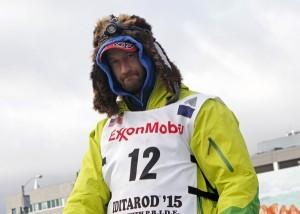 Iditarod Leaders Pull Into Manley Hot Springs