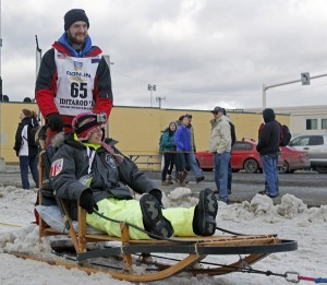 Iditarod Mushers Prepare For Break From Yukon River